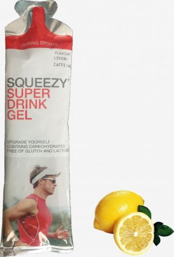 гель SQUEEZY SUPER DRINK GEL